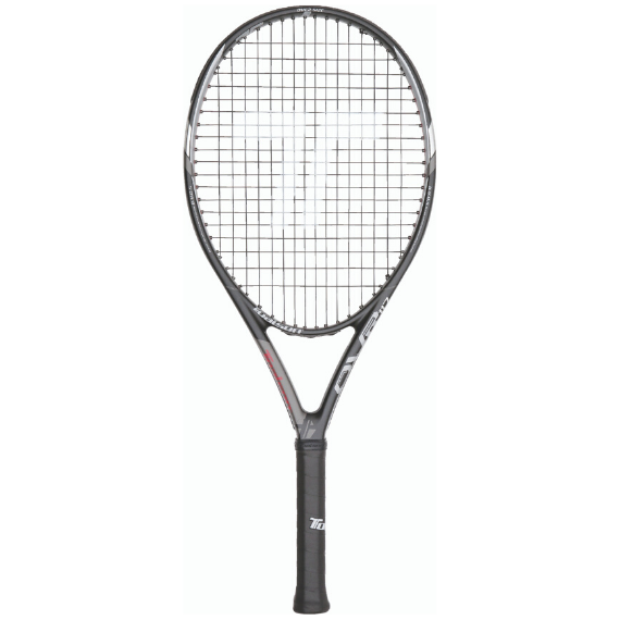 OVR Tennis Racket Black