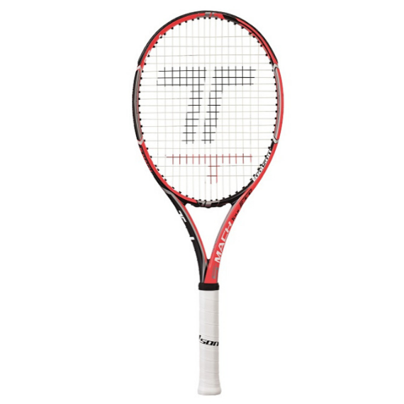 S Mach Tour Tennis Racket Orange